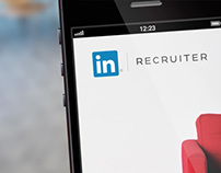 LinkedIn Recruiter Mobile