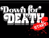 Mobile App – Down for Death