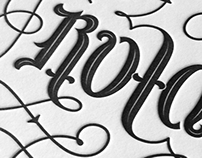 Rotate: An Ambigram Workshop