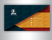 Visiting card/creative