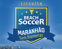 Redesign do projeto Beach Soccer Maranhense