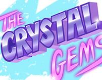 Steven Universe - The Crystal Gems
