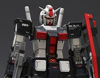 RX-78-1 Gundam Prototype