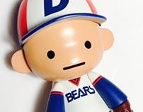 Vuzzy™ Doosan Bears - Old kit