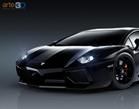 Lamborghini Aventador Studio