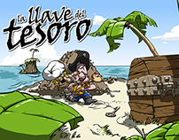 Character Game - La llave del tesoro