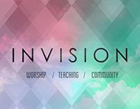 Invision - Student church event