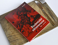 Student cooking book