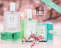 Layout Proposal for Hayden Perfume