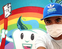 Dentista - Graffiti Art
