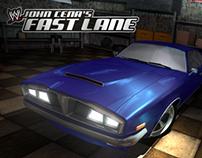 WWE John Cena's Fast Lane
