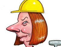 John Shakespeare puts a new spin on Gillard