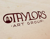 Taylors Art Group Logo
