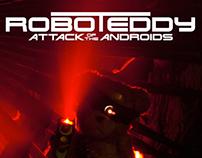 Robo Teddy Poster