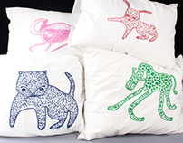 Pillowcases Tired Animals