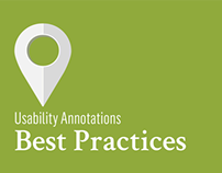 Usability Annotations – Best Practices