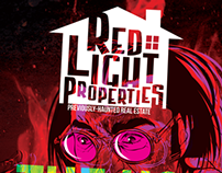 RED LIGHT PROPERTIES Digital Comic Covers