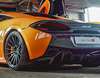 McLaren 570S Alternative Shot