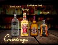 Aplicación Juegos Pernod