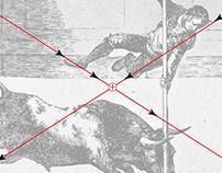 Goya's Tauromaquia 20, Golden Section Analysis