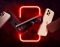 Social Media - iBlack Apple Store