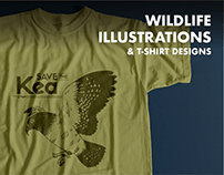 The Kerberos Project | Illustrations & T-Shirts