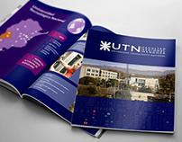 UTN University · Editorial Design