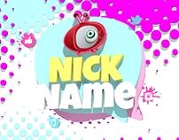 Animación Nick Name TV