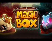 Magic Box Game Project