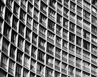 São Paulo B&W