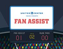 United Center: Fan Assist