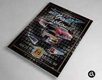 Classic Car Show Program
