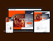 Personal/ Portfolio Website Design