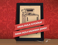 Arçelik Facebook Fotoğraf Yarışması Uygulaması