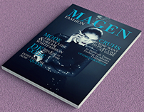 Fashion Magazine Indesign