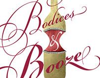 Bodices and Booze Logo