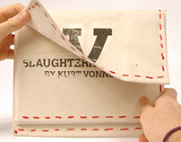 Slaughterhouse V Experimental Typography Book