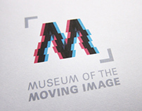 Museum of the Moving Image (Student Branding Project)