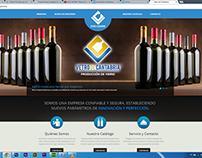 Vetro de Cantabria Website