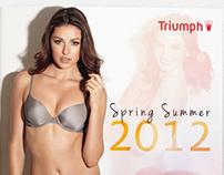 Triumph Lingerie Season Catalogue