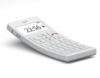 human centered design: telefon dla starszych osób