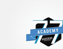 77 Academy Logo
