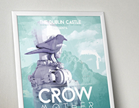 Crow Mother UK Tour Poster 3