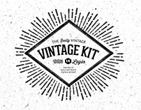 The Very Vintage Kit
