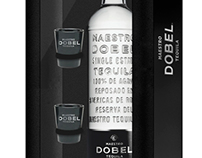 Maestro Dobel Tequila Value Added Package