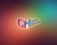 Glass House Events. Logo.