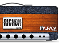 Richon Guitar amp