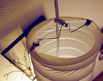 Lámpara yo-yo  ·  yo-yo lamp