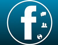 Alternative Facebook Icon