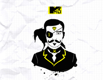 APP Design - MTV MUSIC MASTER